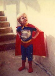 kid superman