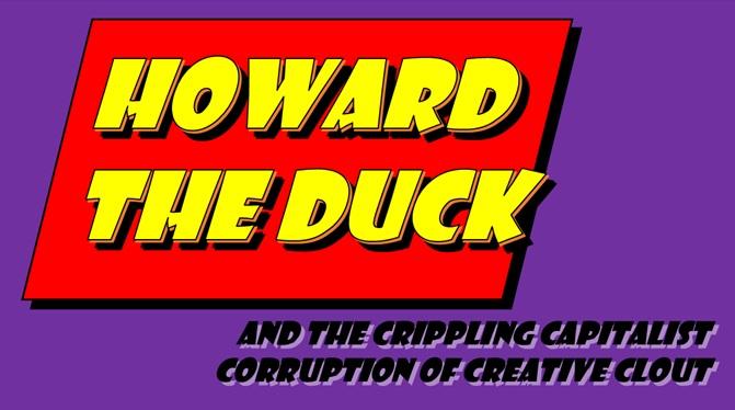 howard the duck logo