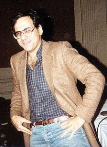 Steve Gerber, creator of Howard the Duck (pictured ca. 1979)