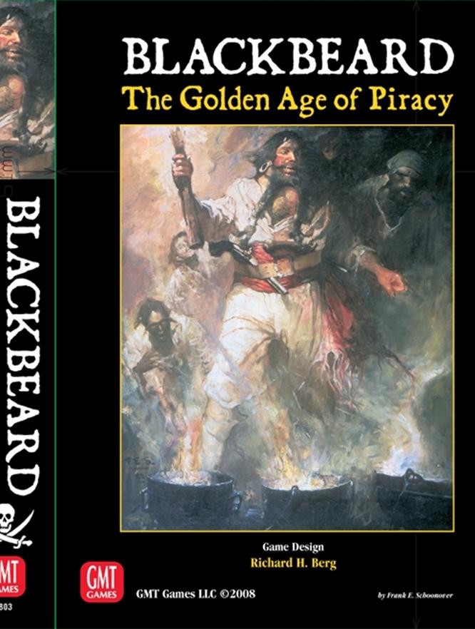 blackbeard cover
