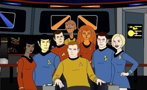 Really the only form of Star Trek that could hold my childish attention.