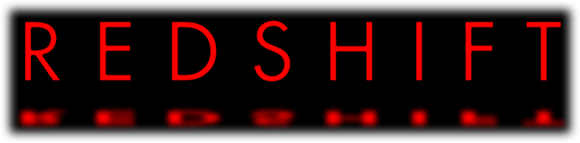 redshift logo soft